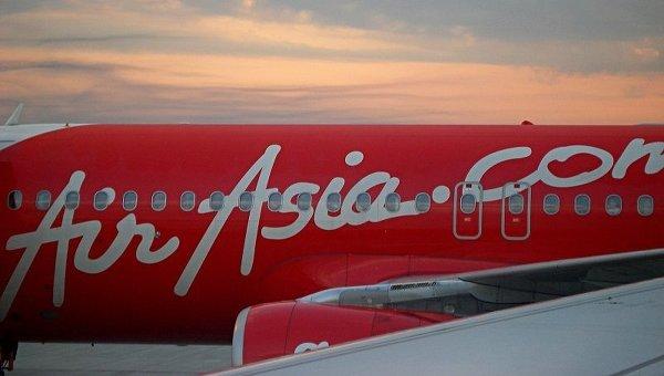 Самолет компании Air Asia. Архивное фото
