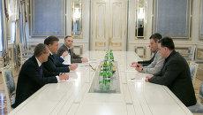 Встреча Януковича и рабочей группы