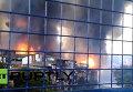 Пожар на Филиппинах уничтожил сотни домов. Видео