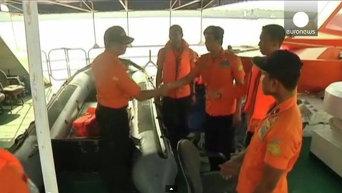 Катастрофа AirAsia: поисковая операция возобновилась