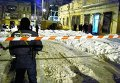 Взрывв Одессе 4 января 2015