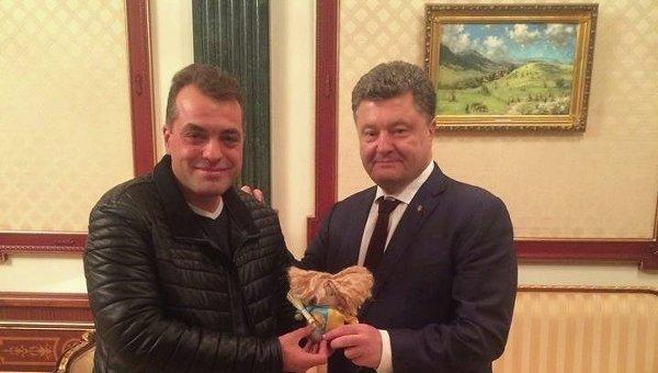 Юрий Бирюков, советник Петра Порошенко