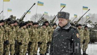 Петр Порошенко в Житомирской области. Архивное фото