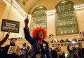 Активисты вышли с протестом против жестокости полицейских в США