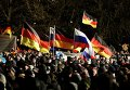 Антиисламские выступления в Дрездене