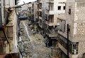 В Сирии возобновились бои между оппозицией и правительственными войсками