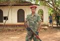 Спецназовец на севере Шри-Ланки