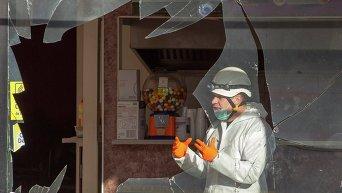 Взрыв в ресторане близ мечети во Франции