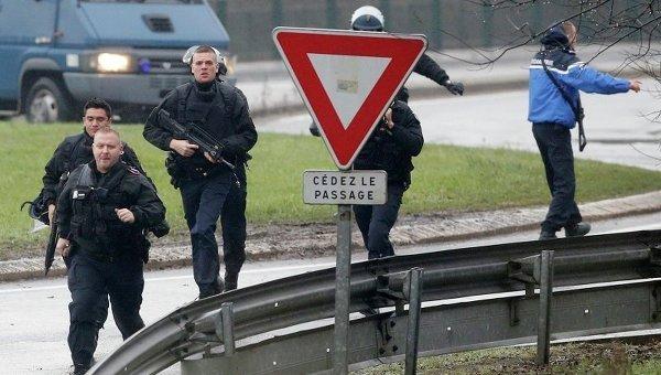 Спецоперация полиции под Парижем. Архивное фото