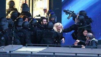 Штурм магазина с заложниками в Париже