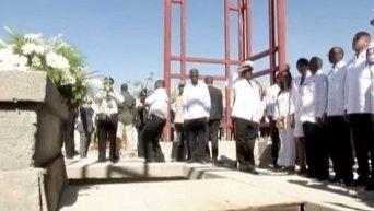 Гаити через 5 лет после землетрясения. Видео