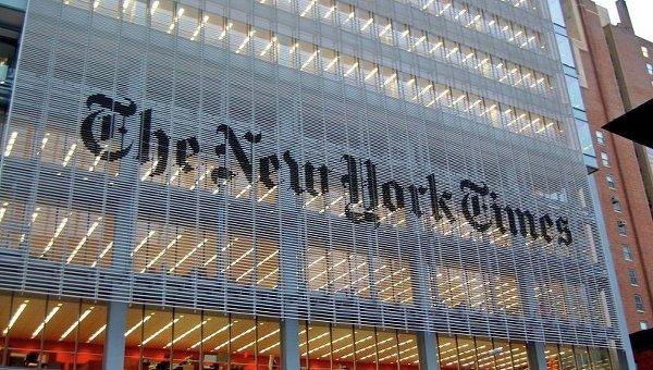 Трамп отменил встречу с журналистами раскритикованной им New York Times