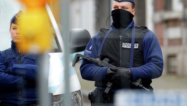 Антитеррористическая операция в Бельгии. Архивное фото