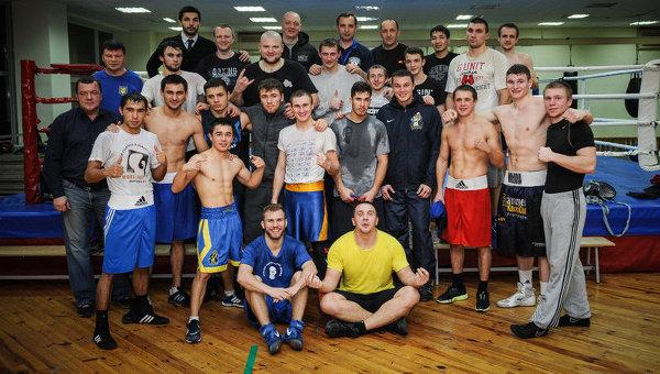 Команда Украинские атаманы