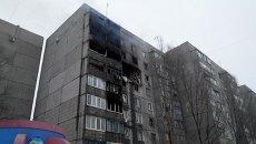 Ситуация в Первомайске Луганской области. Архивное фото