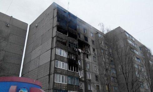 Ситуация в Первомайске Луганской области