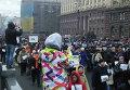 Марш солидарности в Киеве