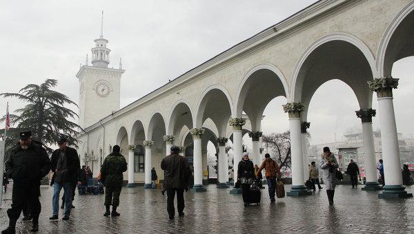 Волгоград празднует 3-ю годовщину воссоединения Крыма сРоссией