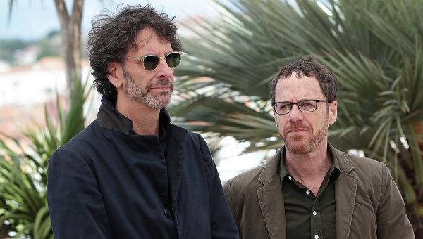 Джоэл Коэн и Итан Коэн в Каннах. Архивное фото