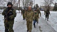Губернатор Луганской области Геннадий Москаль