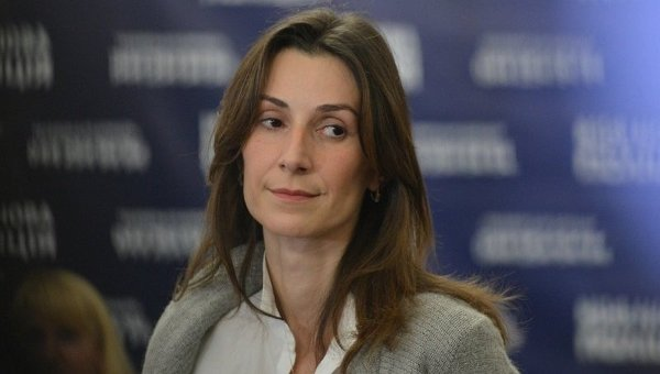 Заместитель министра внутренних дел Эка Згуладзе