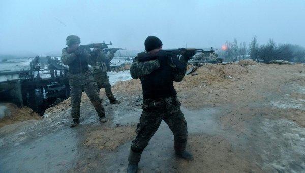 Ополченцы отбили мощную атаку, Коминтерново никто сдавать не будет.