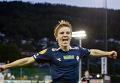 Норвежский футболист Мартин Эдегор. Архивное фото