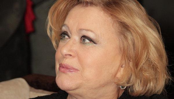 Актриса Валентина Талызина. Архивное фото