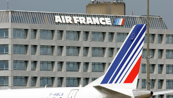 Самолеты авиакомпании Air France