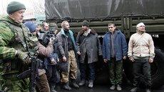 Пленные военнослужащие ВСУ. Архивное фото