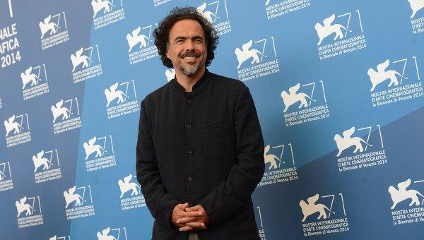 Мексиканский режиссер Алехандро Гонсалеса Иньярриту