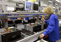 Запуск производства компьютеров Hewlett-Packard