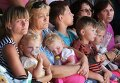 Украинские переселенцы. Архивное фото