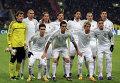 Игроки ФК Реал. Архивное фото