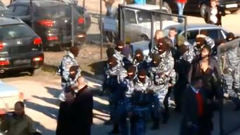 Обыск в крымскотарском телеканале ATR