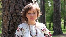 Поэтесса Анастасия Дмитрук