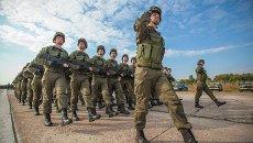 Военнослужащие Украины
