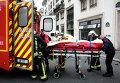 Скорая помощь во Франции. Архивное фото