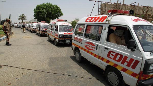 Скорая помощь в Пакистане