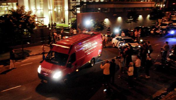 ВАргентине два человека погибли вдавке наконцерте