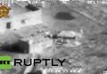 Правительственная авиация Ирака нанесла удар по позициям боевиков ИГ. Видео
