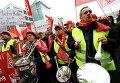 Забастовка работников Mercedes Benz в Германии