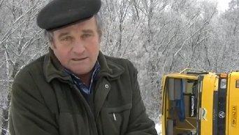 Авария школьного автобуса в Сумской области