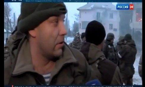 Захарченко о котле возле Дебальцево. Видео