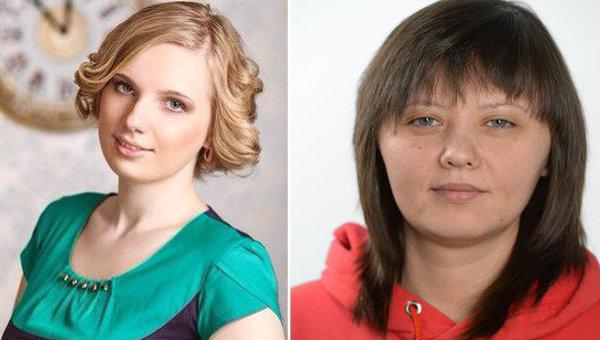 Сотрудники Lifenews Елизавета Храмцова и Наталья Калышева