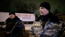 Милиционеры, напавшие на журналиста на харьковском блокпосту