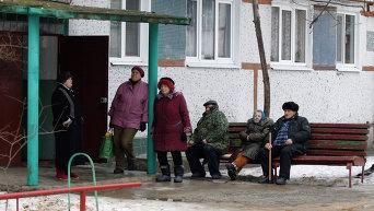 Ситуация в Светлодарске Донецкой области
