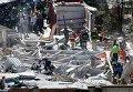 Спасательная операция в Мехико