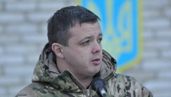 Семен Семенченко. Архивное фото