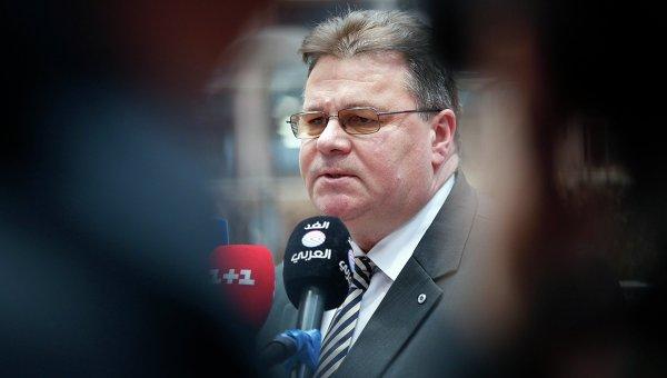 Литва выделит 80тыс.евро нагуманитарку Авдеевке